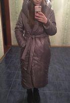 Пуховик одеяло, зимнее пальто