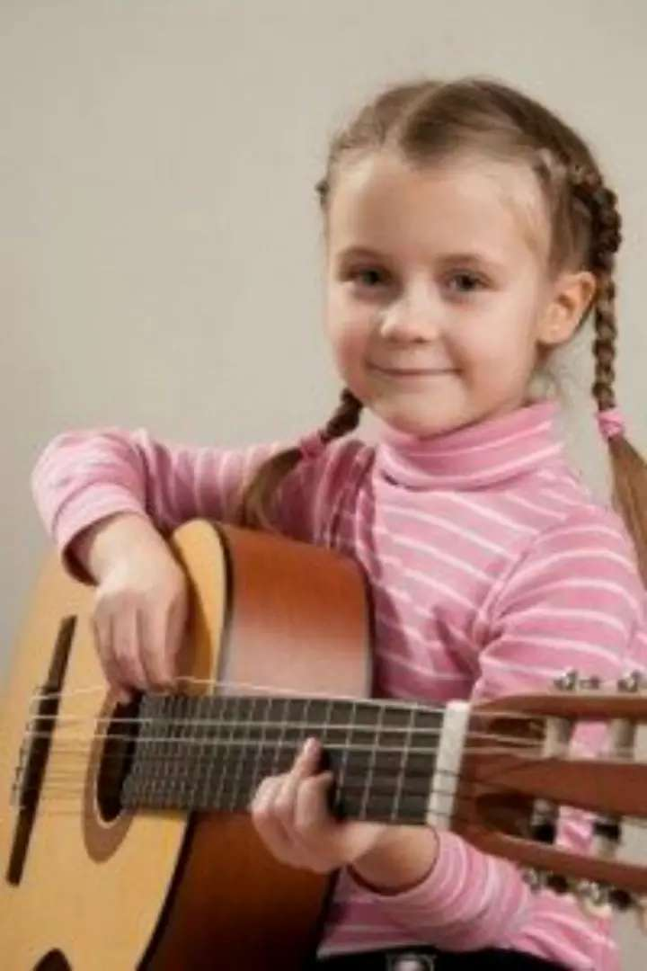 Guitar Lessons For Kids and Adults 6yrs + 0