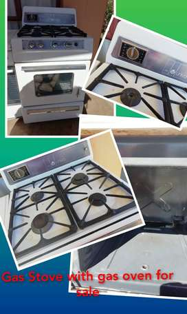 Gas stove and oven for sale!!!