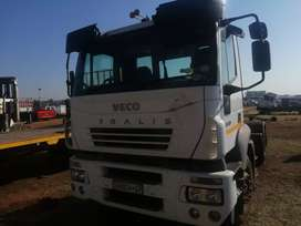 Iveco stralis 350 Hp Single Axle