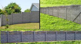 PROMYK - Produkcja i Montaż Ogrodzeń Betonowych (+Panelowych)