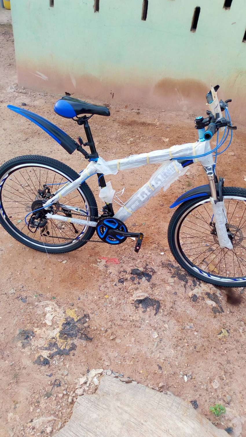 Brand New bicycle 0