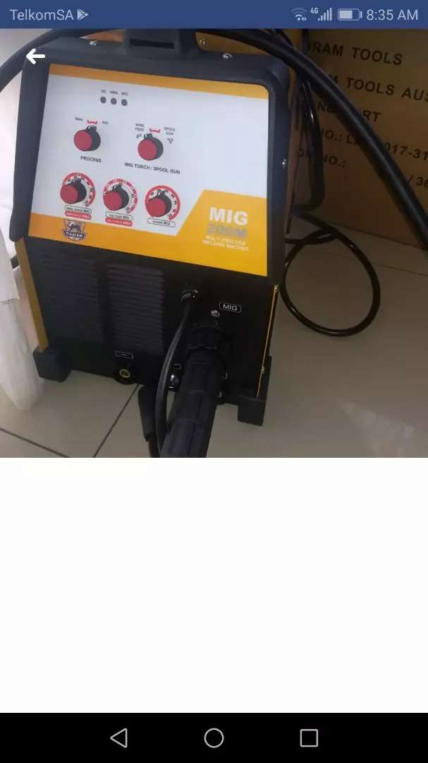 m200 new mig multi process welding machines 0