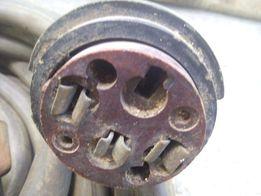 Электрокабель медный четырехжильный