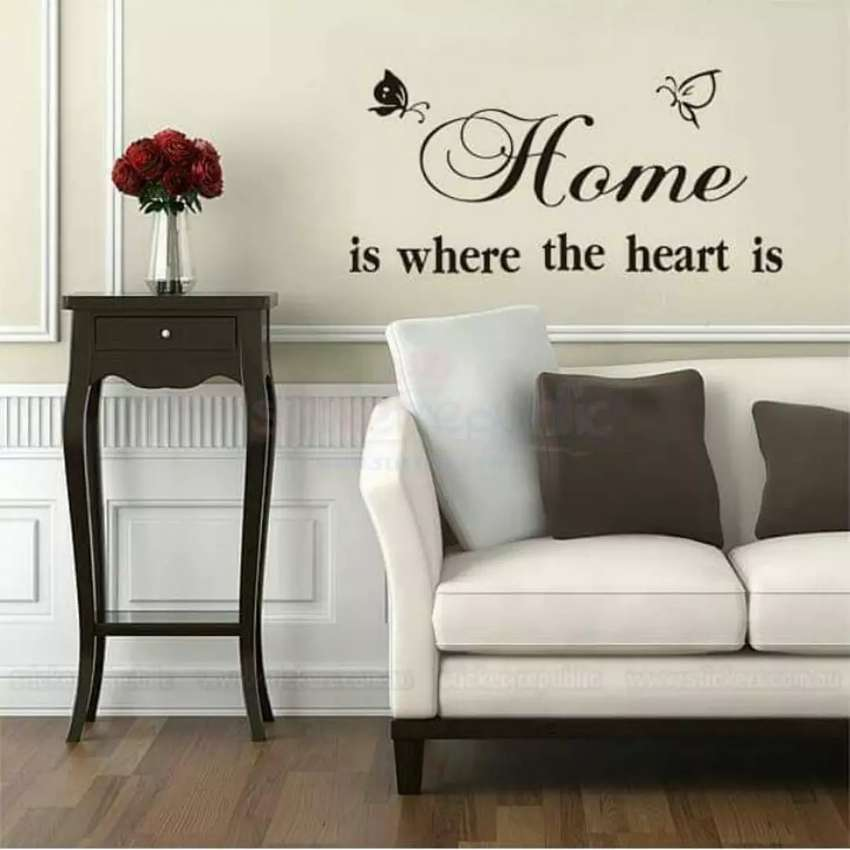 Home is where the heart is 0