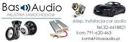 Car Audio , Sklep, Montaż, Naprawa, / Bas Audio Akustyka Skrzyszów Śl.