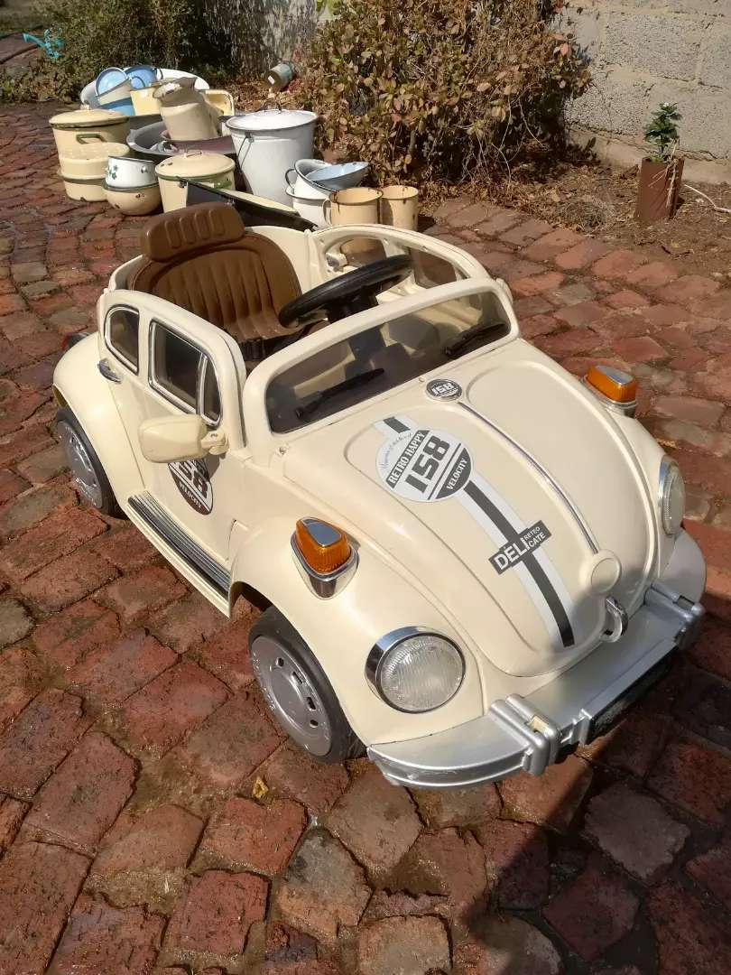 Vw beetle kids car 0