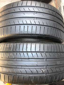 235 35 R19 Continental Tyres