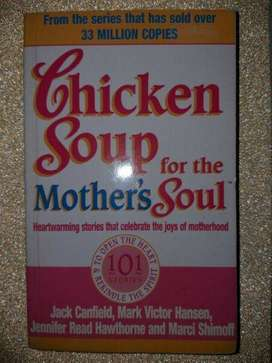 Chicken Soup For The Mother's Soul - Jack Canfield.