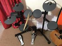 Yamaha dtx430K electric drums for sale  South Africa