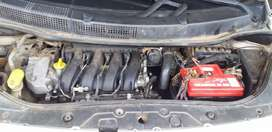 I am selling a Renault scenic 2 seven seater