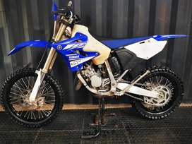 YZ 125 X 2017 in immaculate condition!!