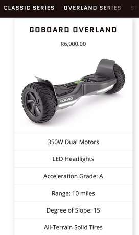 GoBoard Hoverboard