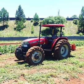 Tractor and implement Hire