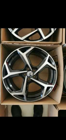 "14"" Vw Replica Rims"