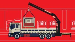 TRANSPORT - SPEDYCJA - HDS - organizacja całego Transportu w FIRMIE