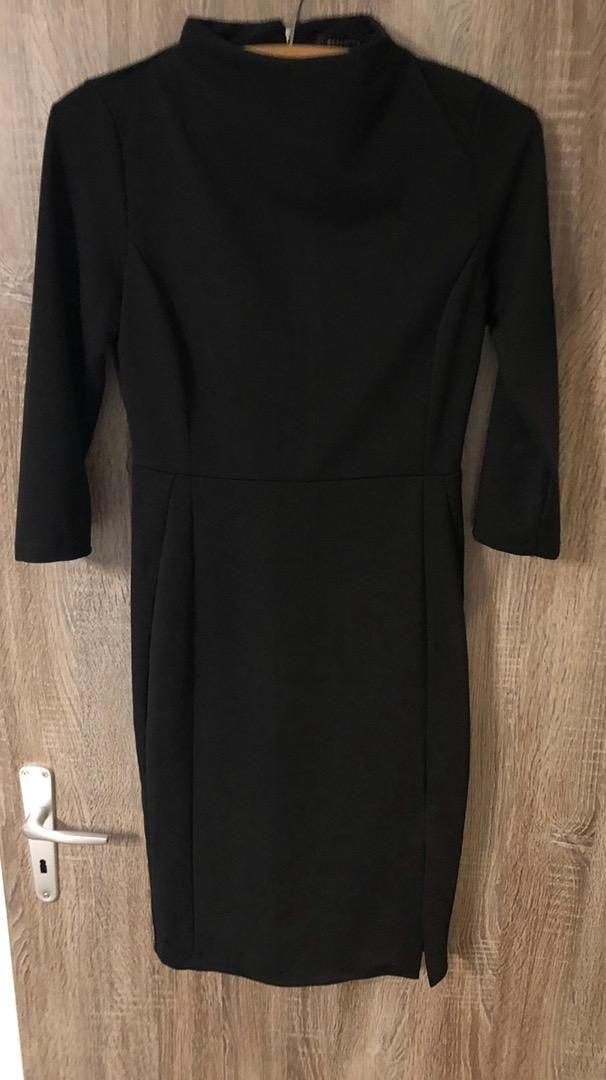 Černé šaty 0
