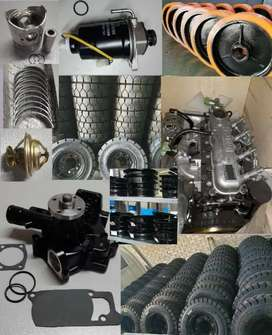 Forklift parts & tyres