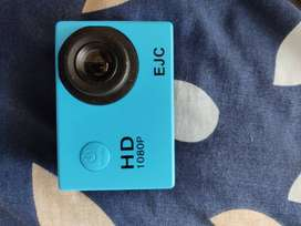 EJC HD 1080P sports Camera, used once only.