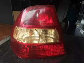 Toyota corolla left side tailight for sale