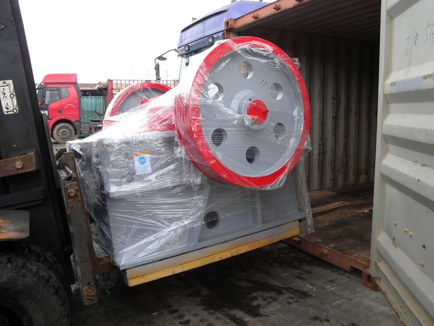 Jaw Crusher PEX1047 0