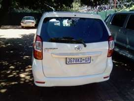 Toyota Avanza 1.5 Sx 7 Seaters Manual For Sale