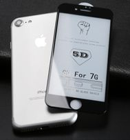 Iphone 4 4s 5 5c 5s 6 6s 7 8 X SE XR, XS 3D 5D 6D plus Скло захистне