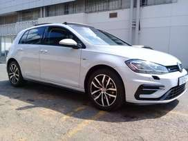 Pre-Owned 2019 VW Golf 7 R 2.0 Tsi Dsg with Panoramic Roof in Excellen