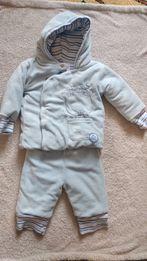 Зимний костюм, набор, курточка и штанишки