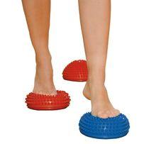 Массажная балансировочная подушка/полусфера/диск/массажер для стоп/ног