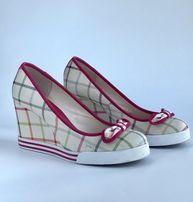 Туфли (босоножки) на платформе Coach оригинальные 37 р.
