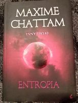 Entropia: Inny świat Maxime Chattam