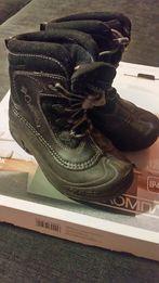 Продам кожаные ботинки водонепроницаемые Columbia Omni-heat