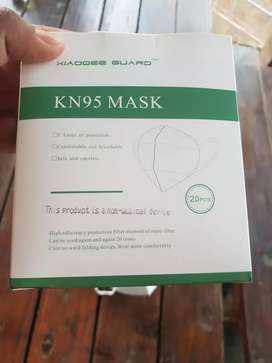 Kn- 95 protective respirator face mask for sale