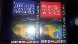 Словари Webster's standard dictionary