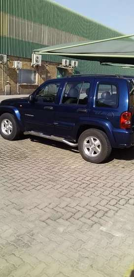 2004 jeep cherokee 3.7l limited to swop or sell