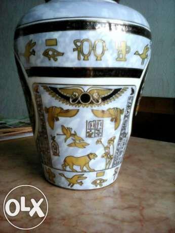 Продаю вазу. Фарфор. Египет.