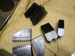 Кулачки прямые к патрону ф250 шаг 10, ссср