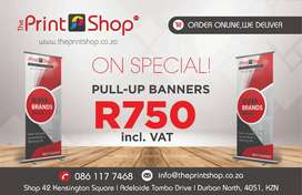 1000 A5 Flyers on Special - Only R750