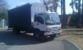 8 ton truck available