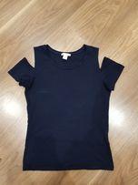 Granatowa bluzeczka Amisu