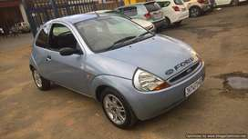 A 2007 Ford Ka 1.3 Ambiente Manual Transmission, for sale