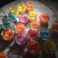 Свечи аромасвечи под заказ оптом поштучно