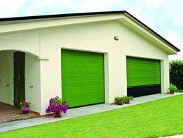 Ворота гаражные секционные всех типов