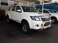 Image of Toyota Hilux 3.0 D-4D