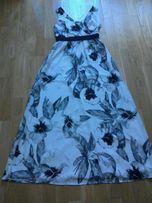 Sukienka długa H&M 36 dla wysokiej nowa