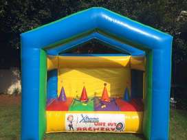 Inflatable Archery Tunnel For Hire