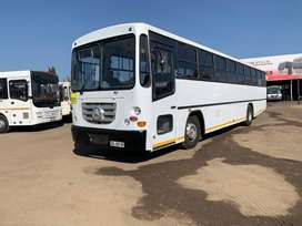 2011 MERCEDES-BENZ 1726 BUSMARK 2000 BODY 65 SEATER BUS