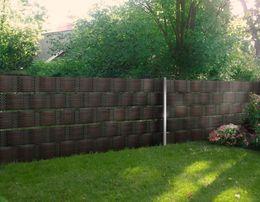 Забор и полотно из искусственного ротанга (техноротанг ,полиротанг ).