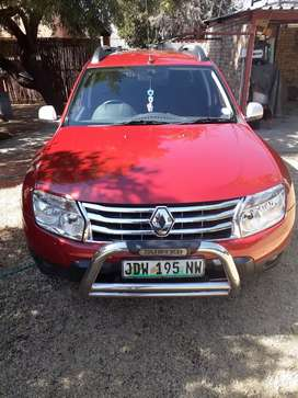 Hi I have for sale a Renault Duster 4x4.